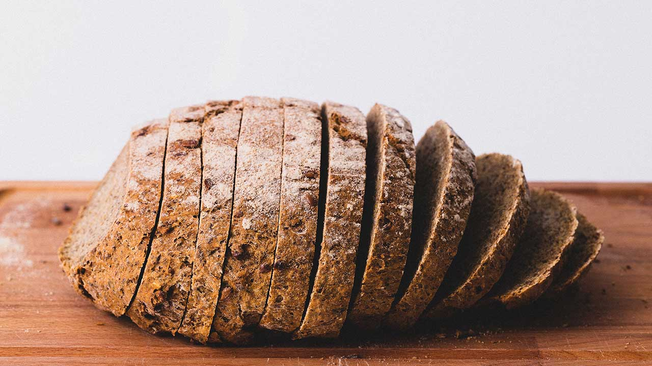RECIPE FOR GLUTEN-FREE BREAD